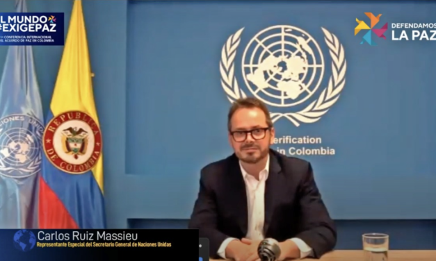Consejo de Seguridad de la ONU llama al diálogo para implementación de la paz en Colombia
