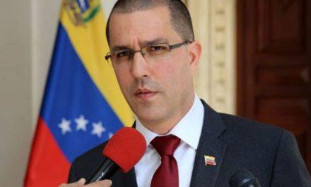 Arreaza: Administración Trump agoniza con su errática estrategia contra Venezuela
