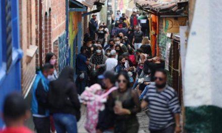 Colombia superó los 45.000 fallecidos a causa de la Covid-19