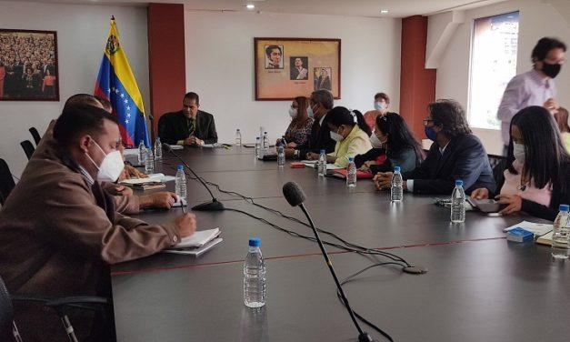 Comisión Permanente del Poder Popular y Medios de Comunicación fortalecerá proceso de diálogo y paz desde las bases