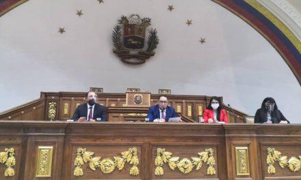 Comisión para Investigar Acciones de la AN saliente comenzará interpelación el próximo lunes