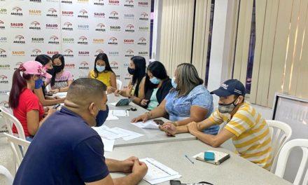 Dirección regional de Jornadas Integrales de Salud realizó encuentro de trabajo