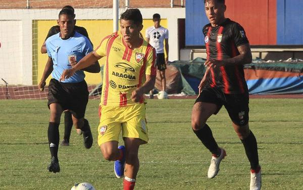 Edanyilber Navas enfocado en brillar con el Aragua FC