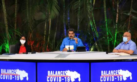 Ejecutivo Nacional denunció guerra geopolítica contra la vacuna del Covid-19