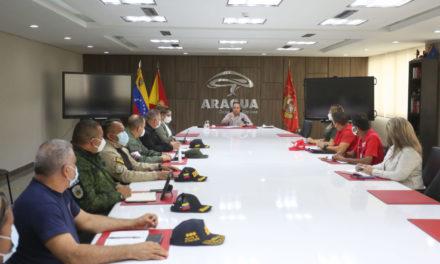 Ejecutivo Regional estableció mesa de trabajo con Estado Mayor de Servicios Públicos-Capítulo Gas