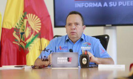 Gobernador Marco Torres: Los Patriotas han regresado a la AN para consolidar la paz, el diálogo y la soberanía de Venezuela
