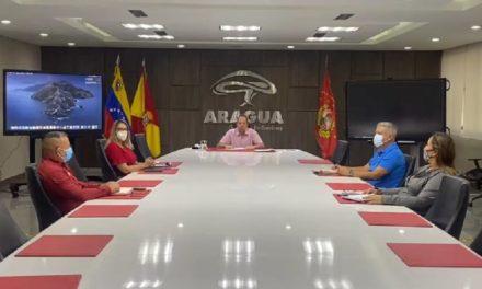 Gobernador Marco Torres estableció primer gabinete regional de transporte del año 2021
