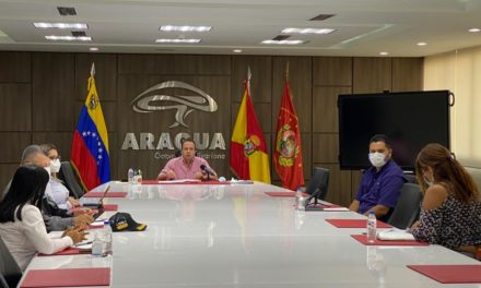 Gobernador Marco Torres instaló Estado Mayor de Servicios Públicos – Capítulo Agua