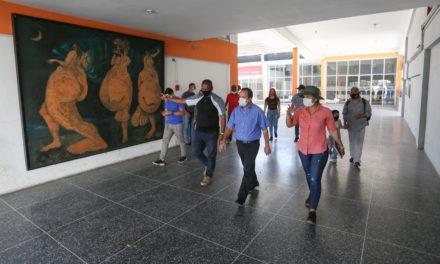 Gobernador Marco Torres puso en marcha rehabilitación del Complejo Cultural Santos Michelena