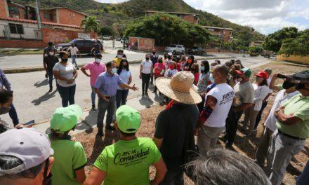Gobernador Marco Torres sostuvo encuentro con poder popular del eje 5 del Casco Central de Turmero