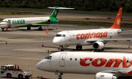 Inac anunció suspensión de algunas rutas aéreas durante cuarentena radical 7+7
