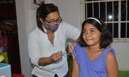 Inician jornada de intensificación del esquema de vacunación en Lamas