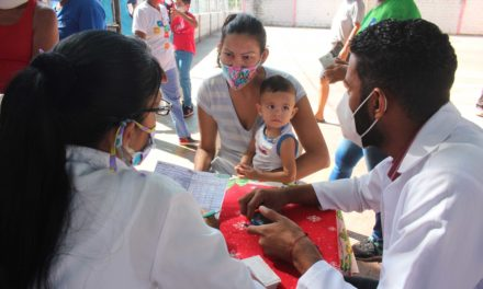Iniciaron con éxito jornadas en materia de salud y servicios públicos en la parroquia Pedro Arévalo Aponte