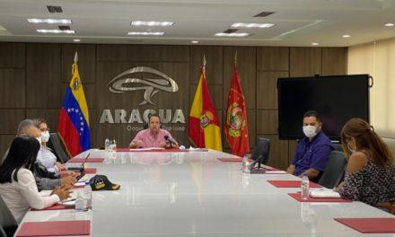 Instalado Estado Mayor de Servicios Públicos-Capítulo Agua en Aragua