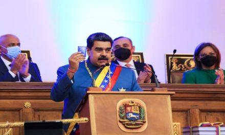Jefe de Estado pide leyes para que Venezuela se recupere económicamente tras resistir el cruel ataque imperial