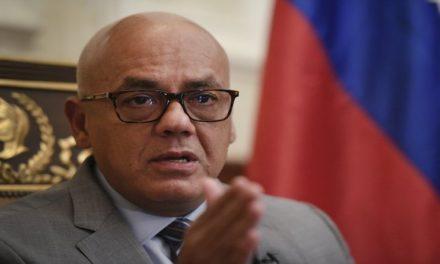 Jorge Rodríguez: Esperamos que el Gobierno de Biden revoque la cruel política de sanciones y apueste a la diplomacia