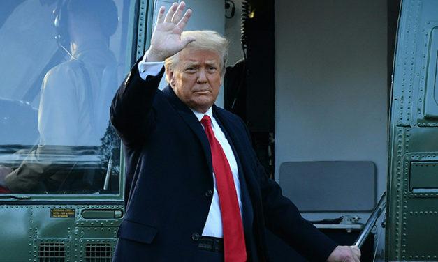 Juicio de Trump comenzará el 8 de febrero