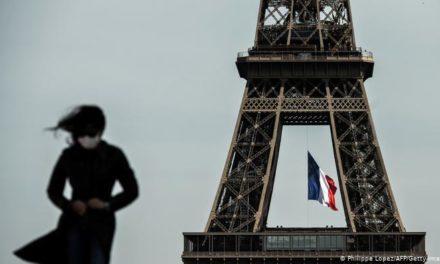 Reportan en Francia la mayor cifra de muertes por Covid-19 desde noviembre