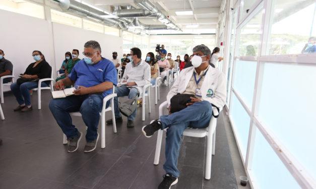 Realizado I encuentro de equipo de salud del Gobierno Bolivariano Aragua