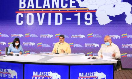 Presidente Maduro asegura que Venezuela ha cumplido una cuarentena ejemplar con el 7+7 Plus