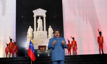Presidente Maduro resaltó el bicentenario de la adhesión de la provincia de Maracaibo a la causa independentista