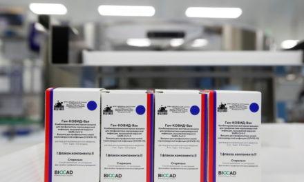 Primeras 10 millones de vacunas Sputnik-V llegarán al país