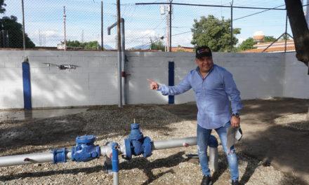 Pueblo de Santa Cruz cuenta con 23 pozos de agua 100% operativos