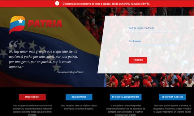 Jornadas de vacunación contra el Covid-19 en Venezuela se organizarán a través del Sistema Patria