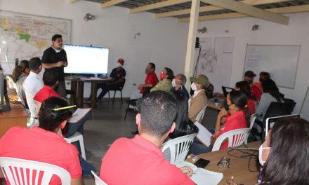Realizado taller de formación, valoración y reconocimiento del patrimonio cultural en el municipio Sucre