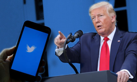 Twitter bloqueó la cuenta del presidente Donald Trump