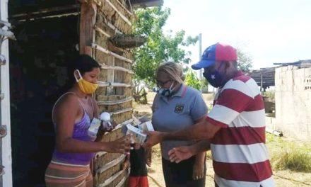 «Una luz para tu hogar» ilumina casa a casa en Camatagua