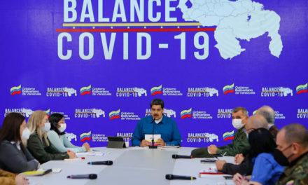 Venezuela avanza hacia la consolidación del método 7+7