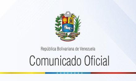 Venezuela expresa su preocupación por la violencia registrada en EE.UU.