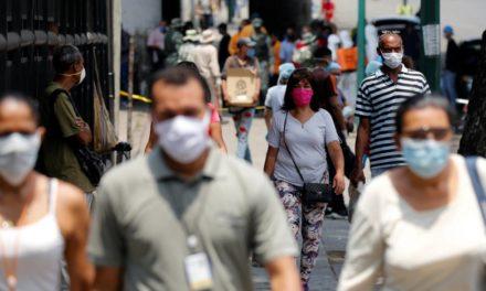 Venezuela registró 460 casos comunitarios y 4 importados por Covid-19 este domingo