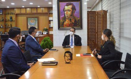 Venezuela y Alba-TCP revisan agenda de trabajo 2021 y ejecución del Plan Pospandemia