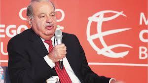 Mexicano Carlos Slim da positivo a Covid-19