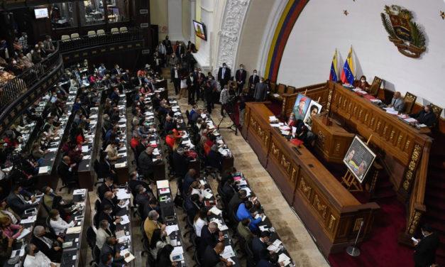 AN repudió medidas ilegales de la UE contra funcionarios del Estado venezolano