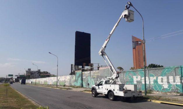 Alcaldía de Girardot ha restablecido 400 luminarias en los primeros dos meses de 2021