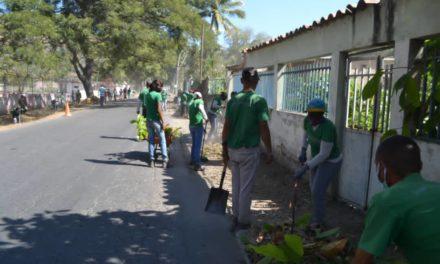 Alcaldía de Mariño realizó primer mega operativo de limpieza en la parroquia Pedro Arévalo Aponte