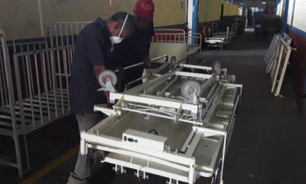 Cincatesa desarrolla plan de recuperación de camas clínicas