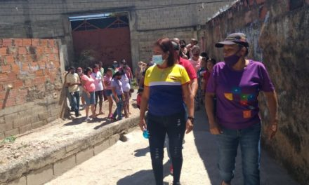 Comunidad Petarito fue visitada por la alcaldesa Marisela Arenas
