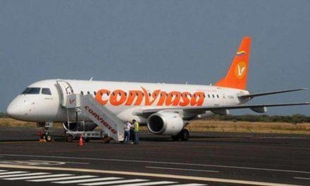 Conviasa se plantea nuevos destinos y amplía su flota pese a un año de sanciones