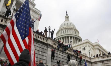 Crean comisión en EE.UU. para investigar ataque a Capitolio