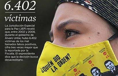Critican a gobierno de Colombia por manipular cifras de asesinatos