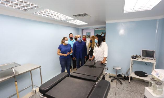 Gobierno Bolivariano de Aragua avanza en la rehabilitación del Ambulatorio 23 de Enero