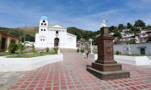 Gobierno Bolivariano de Aragua consolida restauración de la iglesia Nuestra Señora del Buen Consejo