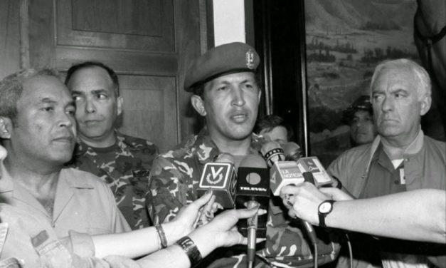 Hace 29 años una rebelión cívico militar cambió el rumbo de Venezuela