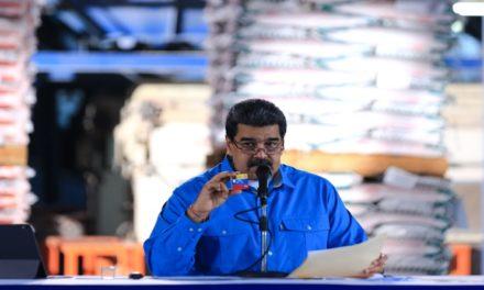 Jefe de Estado llama al pueblo a apostar por la nueva economía con el Bolívar digital