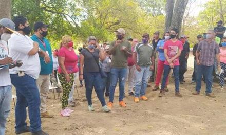 Gabinete Agrícola de Aragua fortalece plan productivo de siembra en Camatagua