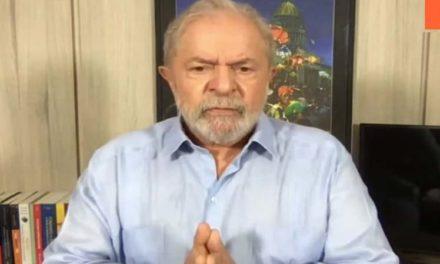 Lula apoya destitución de Bolsonaro por actitudes ante la Covid-19